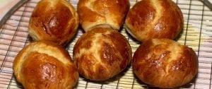 Concours : Petits pains au lait de Bruno