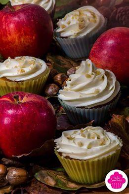 Concours : Cupcakes vanille pommes caramélisées de Emilie Sweetness