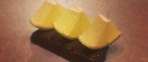citron et chocolat vuong