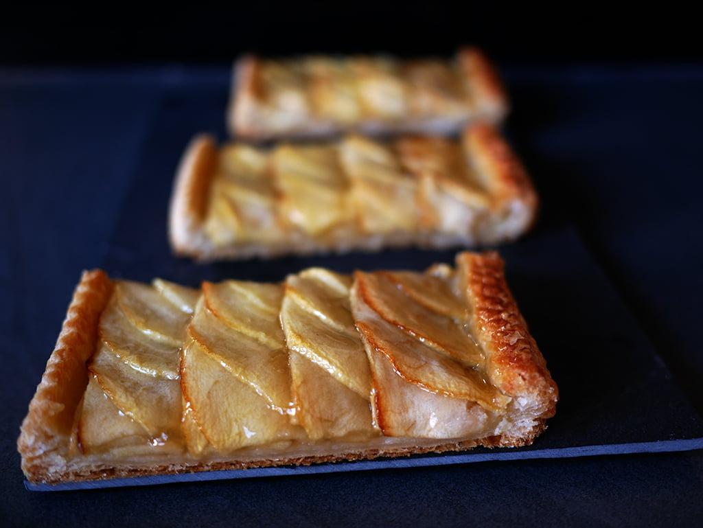 Bande de tarte aux pommes