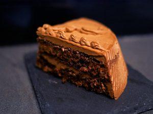 Entremet chocolat