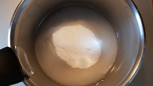 Caramel à tartiner