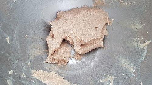 Crème de marron - L'émulsion