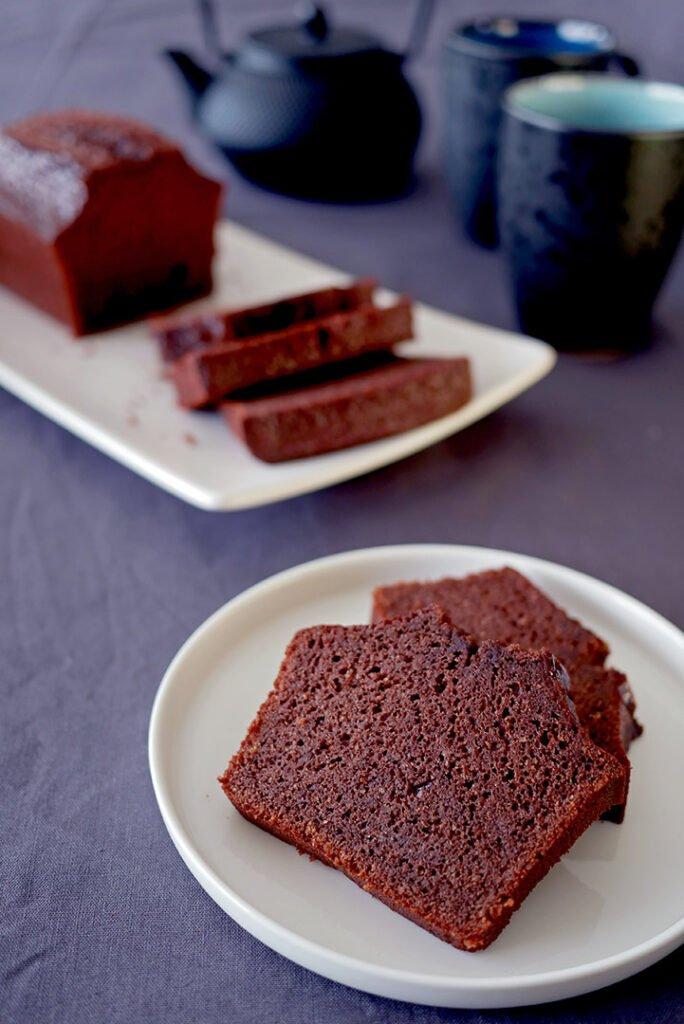 Cake au chocolat ultra moelleux